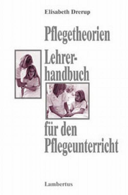 Pflegetheorien cover