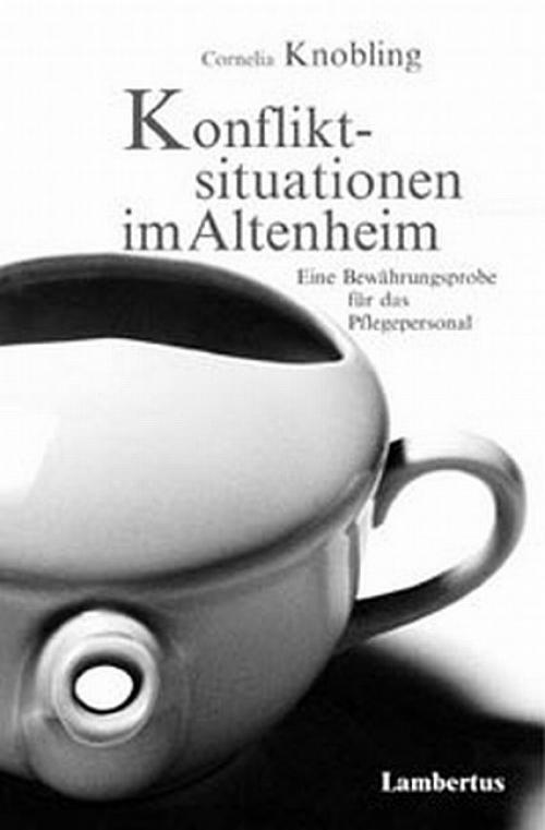 Konfliktsituationen im Altenheim cover