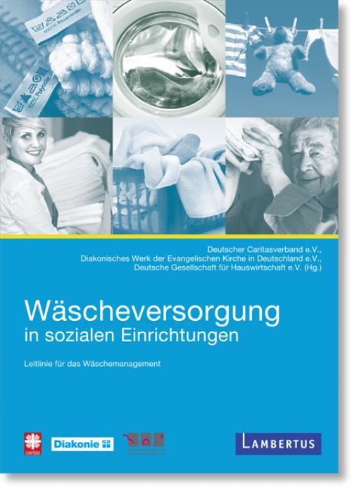 Wäschepflege in sozialen Einrichtungen cover