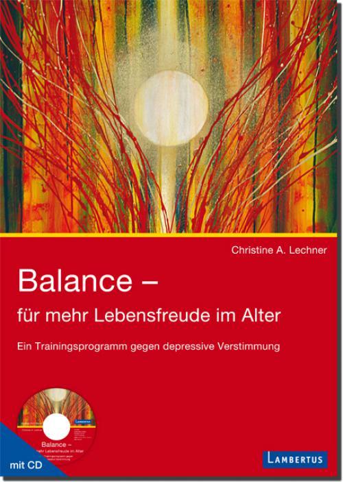 Balance - für mehr Lebensfreude im Alter cover