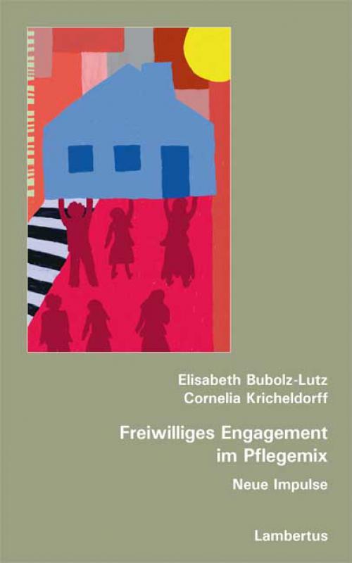 Freiwilliges Engagement im Pflegemix cover