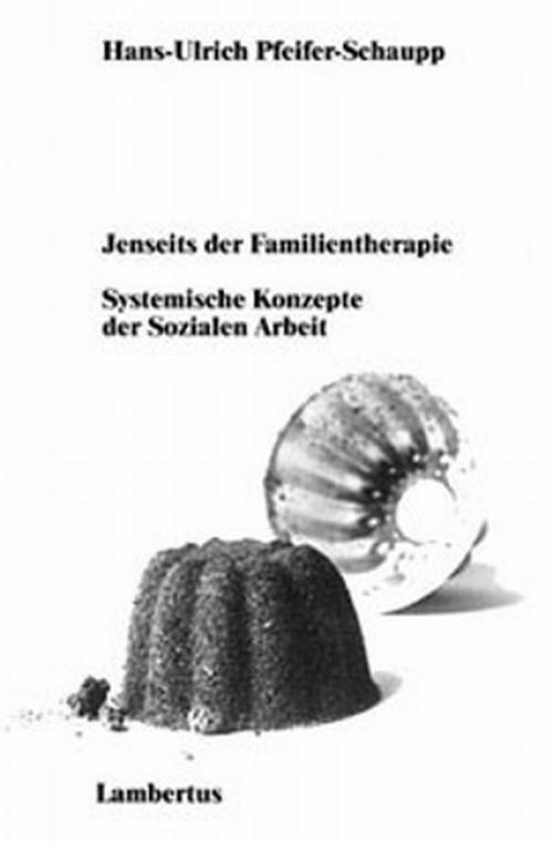Jenseits der Familientherapie cover