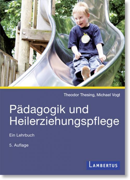 Pädagogik und Heilerziehungspflege cover