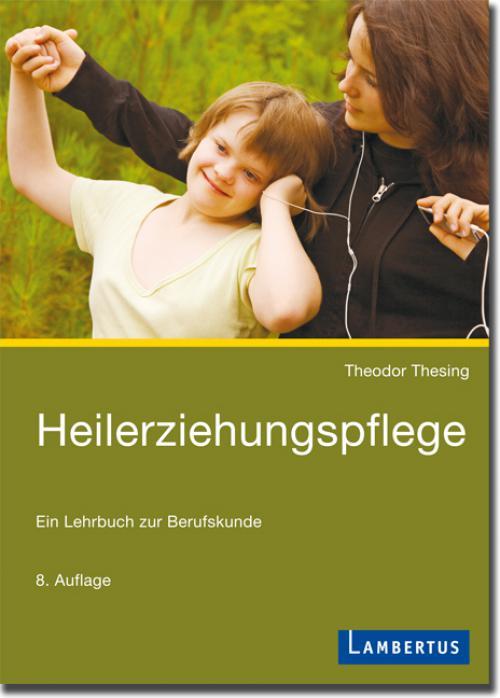 Heilerziehungspflege cover