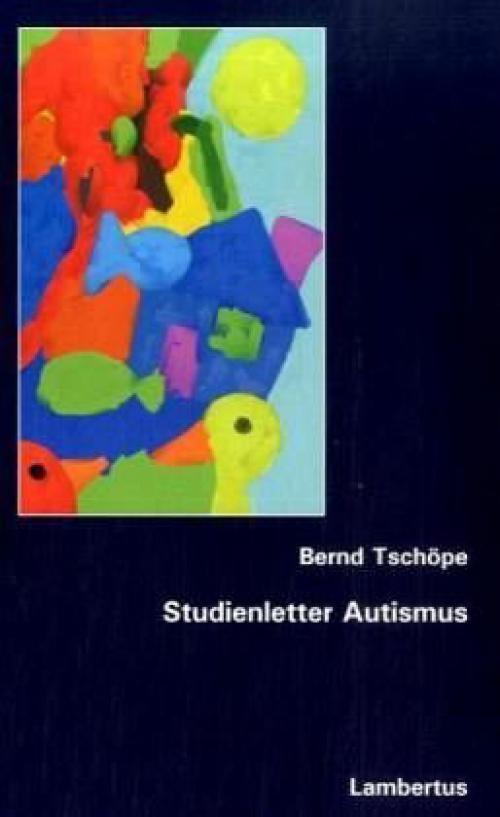 Studienletter Autismus cover