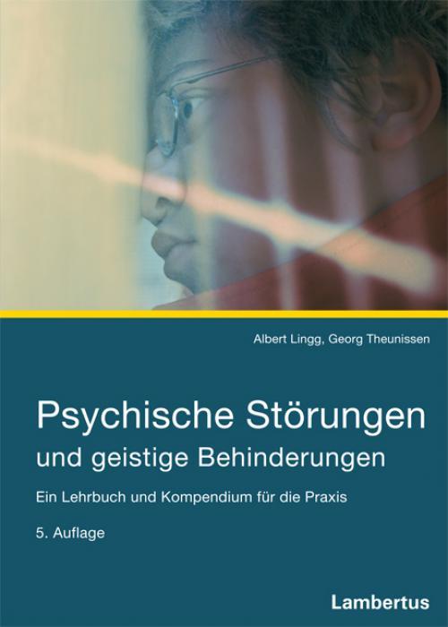Psychische Störungen und geistige Behinderungen cover