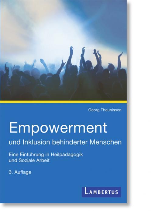 Empowerment und Inklusion behinderter Menschen cover