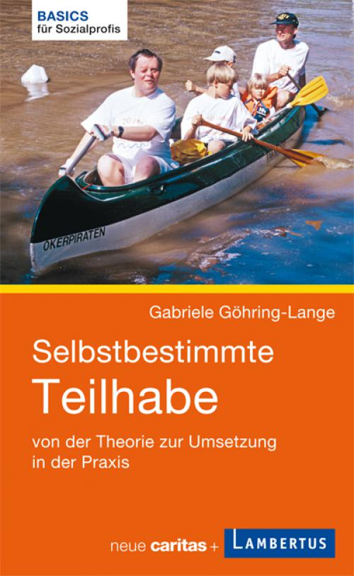Selbstbestimmte Teilhabe cover
