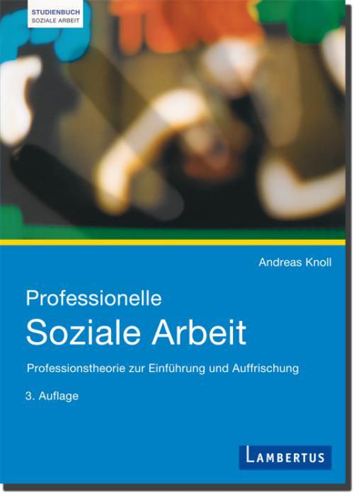 Professionelle Soziale Arbeit cover