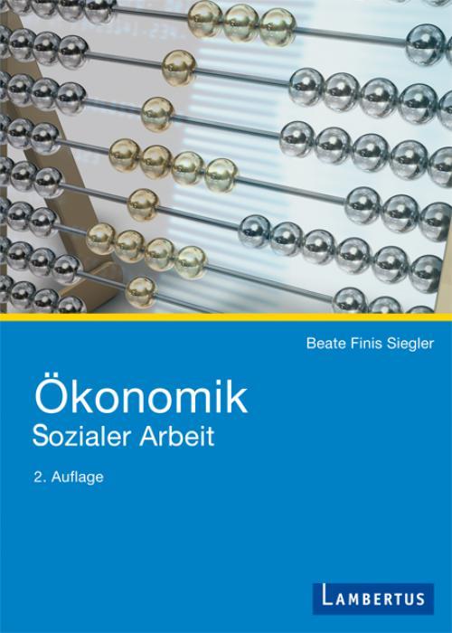 Ökonomik Sozialer Arbeit cover