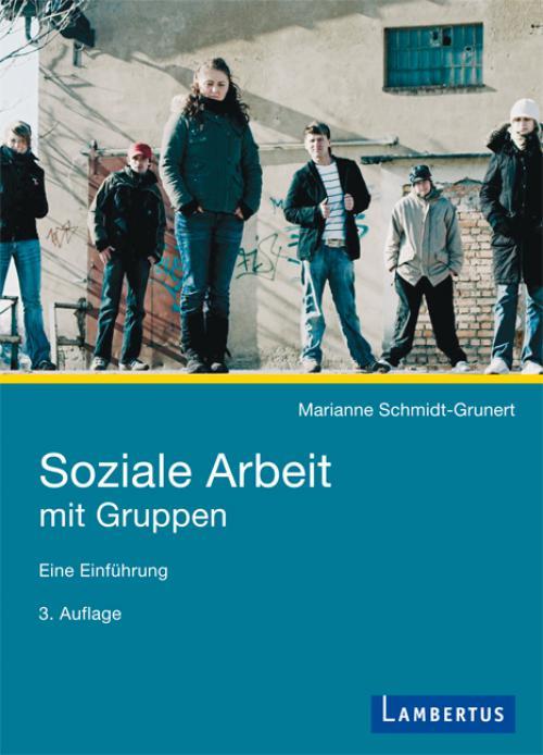 Soziale Arbeit mit Gruppen cover