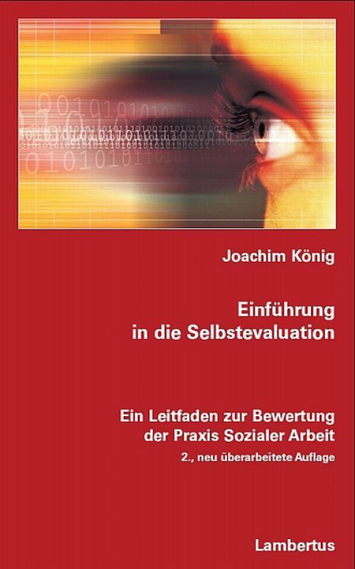Einführung in die Selbstevaluation cover
