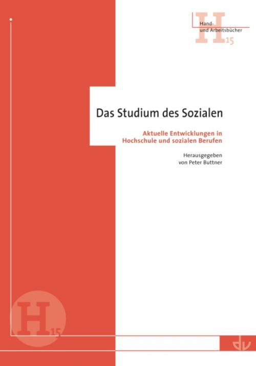 Das Studium des Sozialen cover