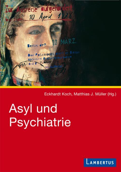 Asyl und Psychiatrie cover