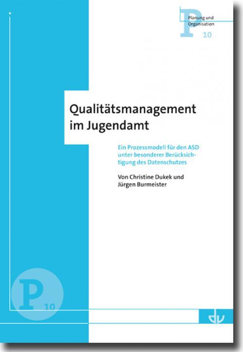 Qualitätsmanagement im Jugendamt cover