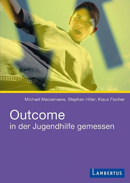 Outcome in der Jugendhilfe gemessen cover
