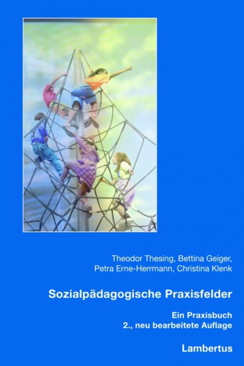 Sozialpädagogische Praxisfelder cover