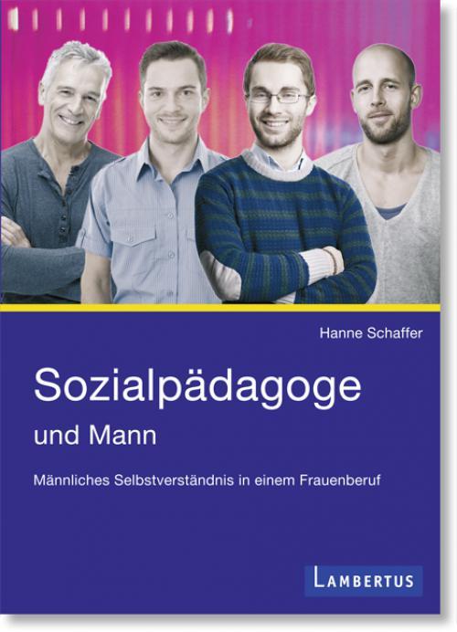 Sozialpädagoge und Mann cover