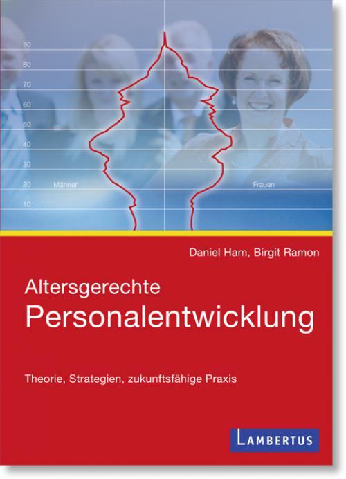 Altersgerechte Personalentwicklung cover