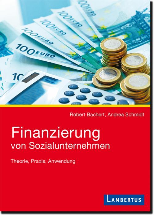 Finanzierung von Sozialunternehmen cover