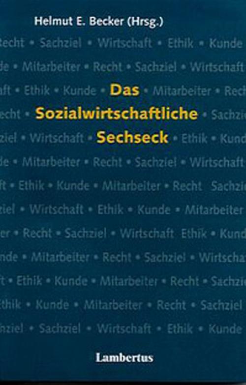 Das Sozialwirtschaftliche Sechseck cover