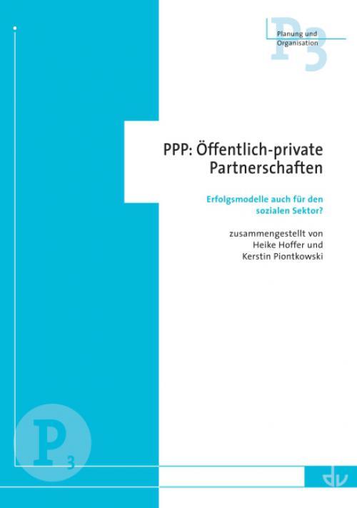PPP: Öffentlich-private Partnerschaften cover