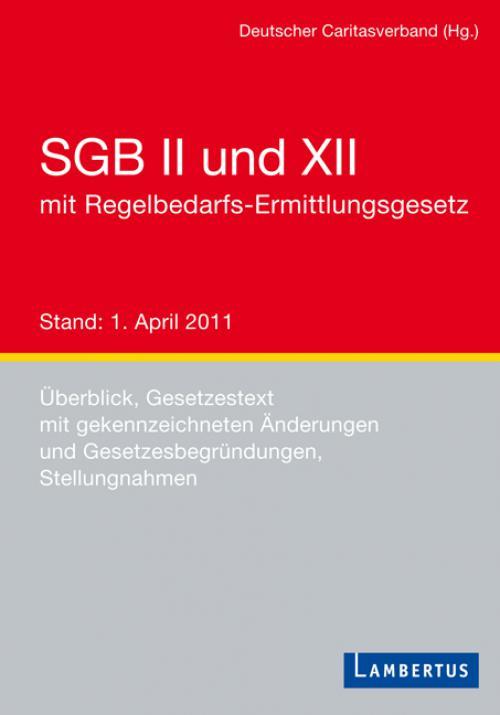 SGB II und XII cover