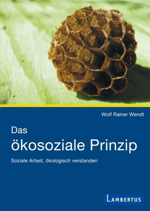 Das ökosoziale Prinzip cover