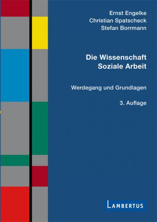 Die Wissenschaft Soziale Arbeit cover