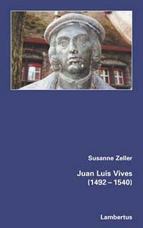 Juan Luis Vives (1492-1540) cover