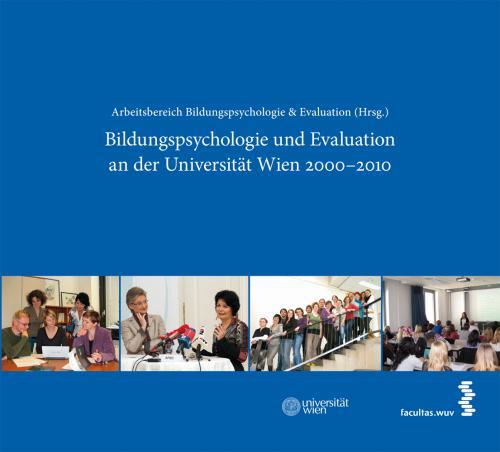 Bildungspsychologie und Evaluation an der Universität Wien 2000-2010 cover