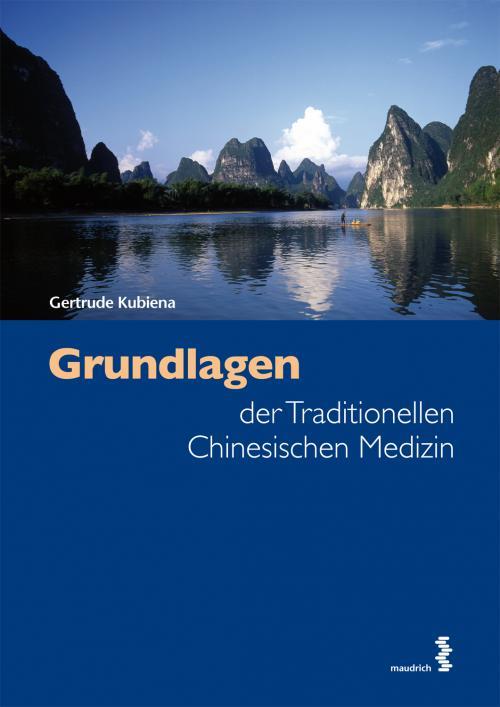 Grundlagen der Traditionellen Chinesischen Medizin cover
