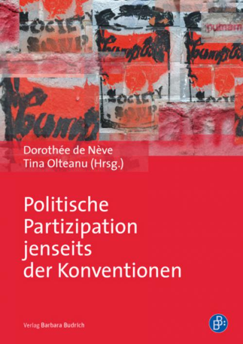 Politische Partizipation jenseits der Konventionen cover