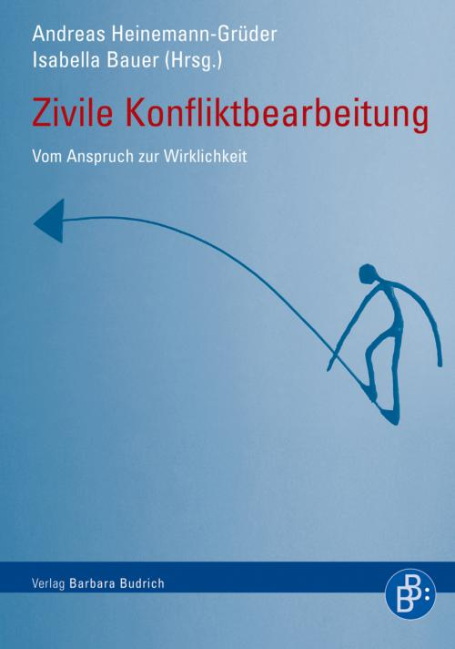 Zivile Konfliktbearbeitung cover