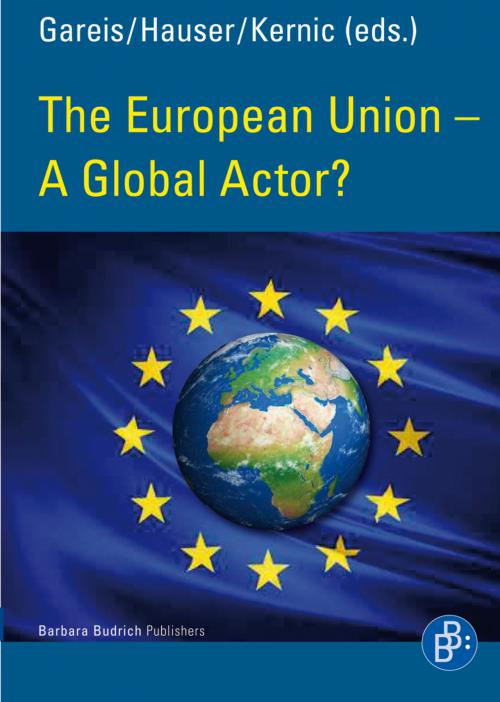 The European Union – A Global Actor? cover