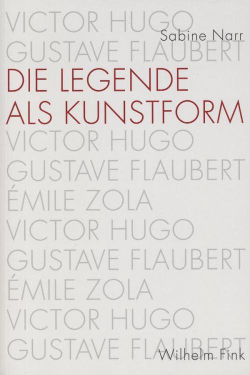 Die Legende als Kunstform cover