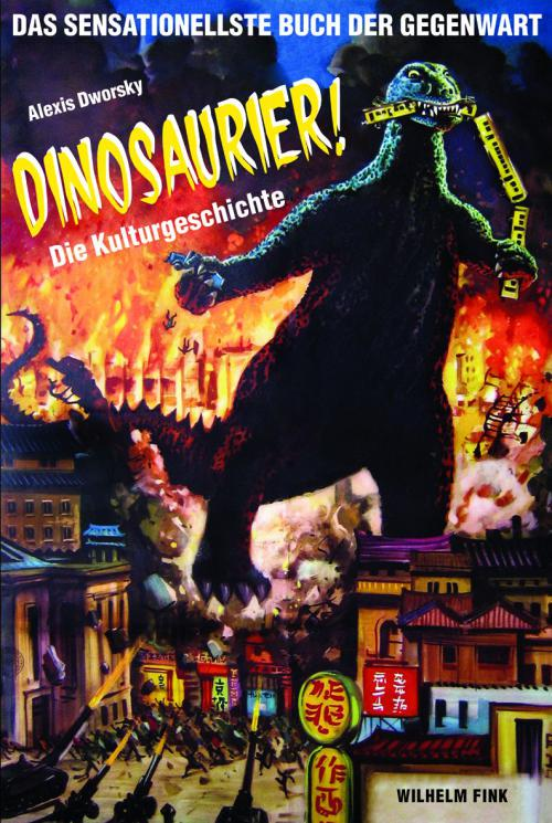 Dinosaurier! cover