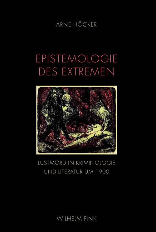 Epistemologie des Extremen cover
