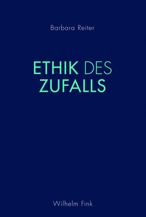Ethik des Zufalls cover