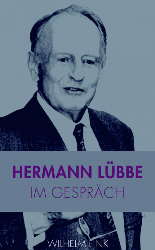 Hermann Lübbe im Gespräch cover