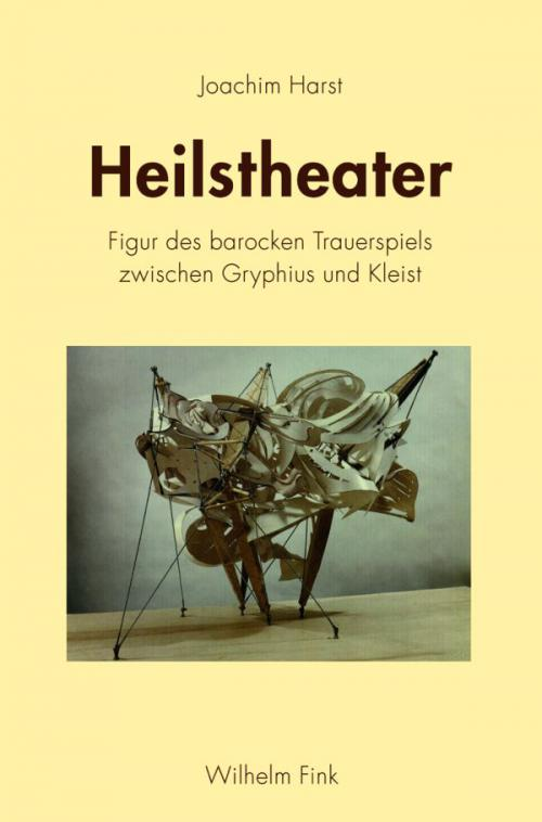 Heilstheater cover