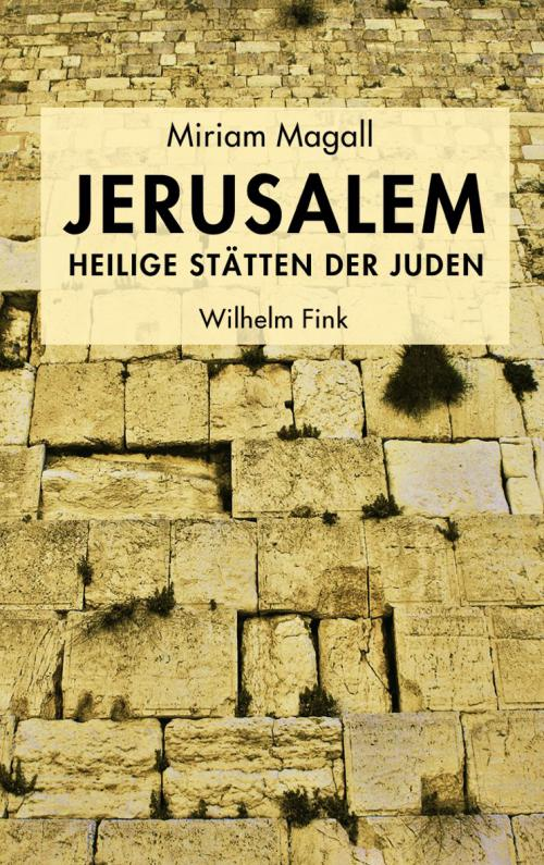 Jerusalem - Heilige Stätten der Juden cover