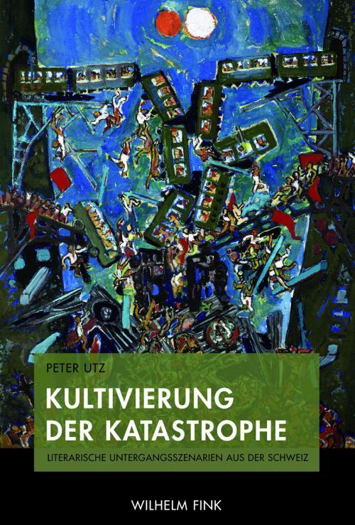 Kultivierung der Katastrophe cover