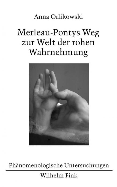 Merleau-Pontys Weg zur Welt der rohen Wahrnehmung cover
