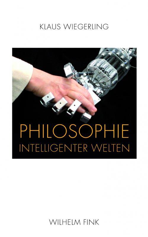 Philosophie intelligenter Welten cover