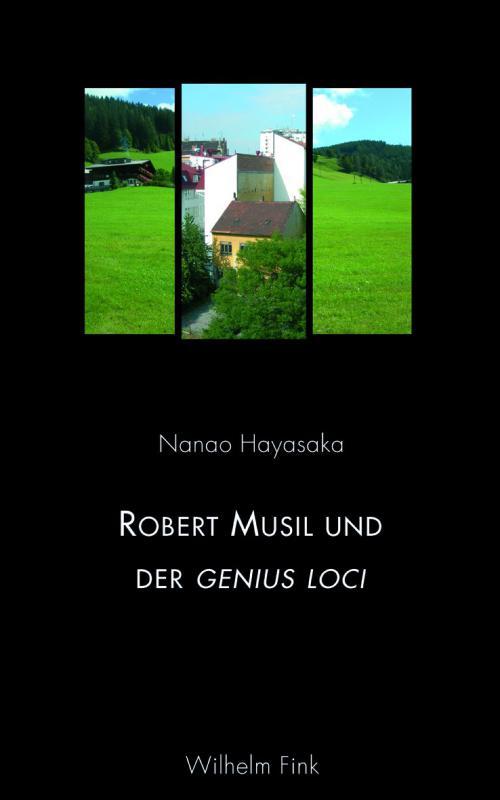 Robert Musil und der genius loci cover