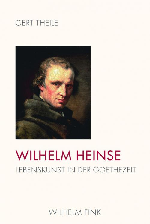 Wilhelm Heinse cover