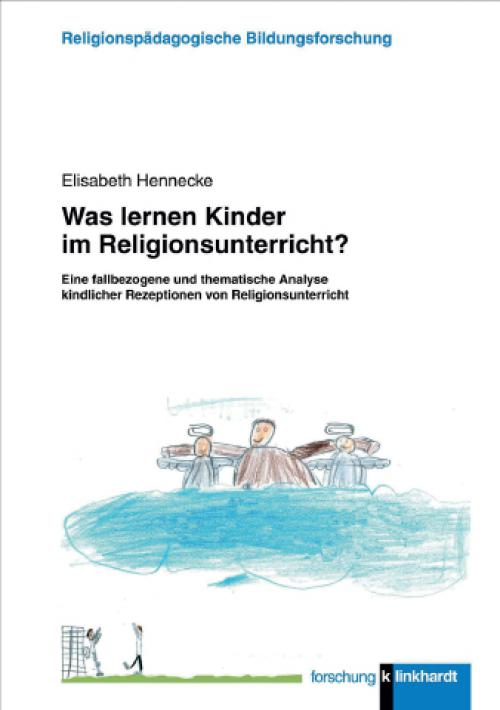 Was lernen Kinder im Religionsunterricht? cover