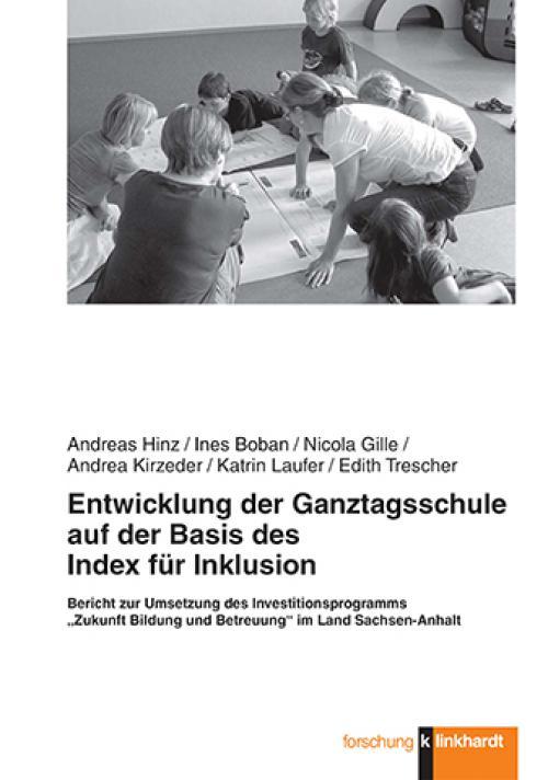 Entwicklung der Ganztagsschule auf der Basis des Index für Inklusion cover