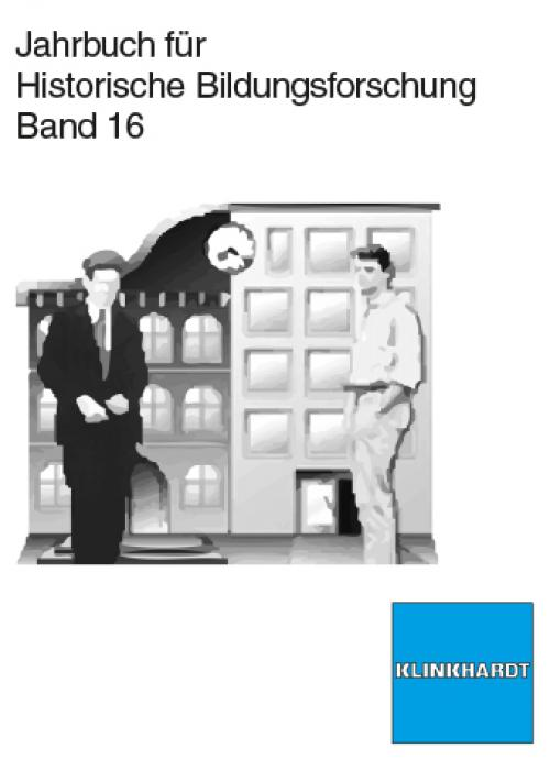 Jahrbuch für historische Bildungsforschung cover